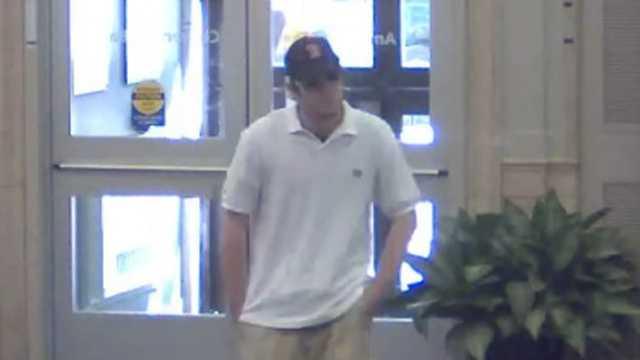 TD Bank robbery in Nashua