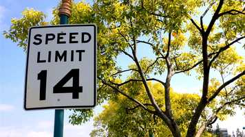 Follow the speed limit. Mileage goes down at speeds above 50 mph.