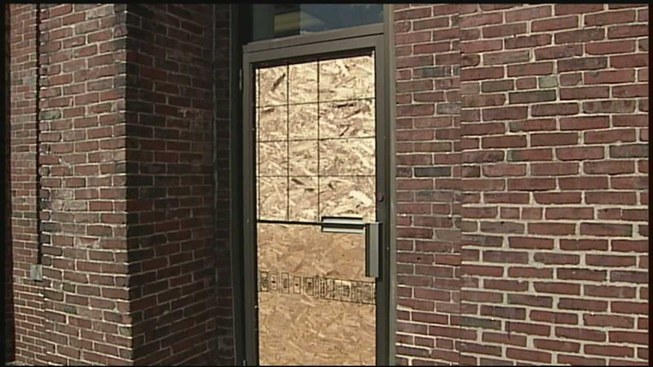 Vandals damage Concord counseling center that treats sex offenders