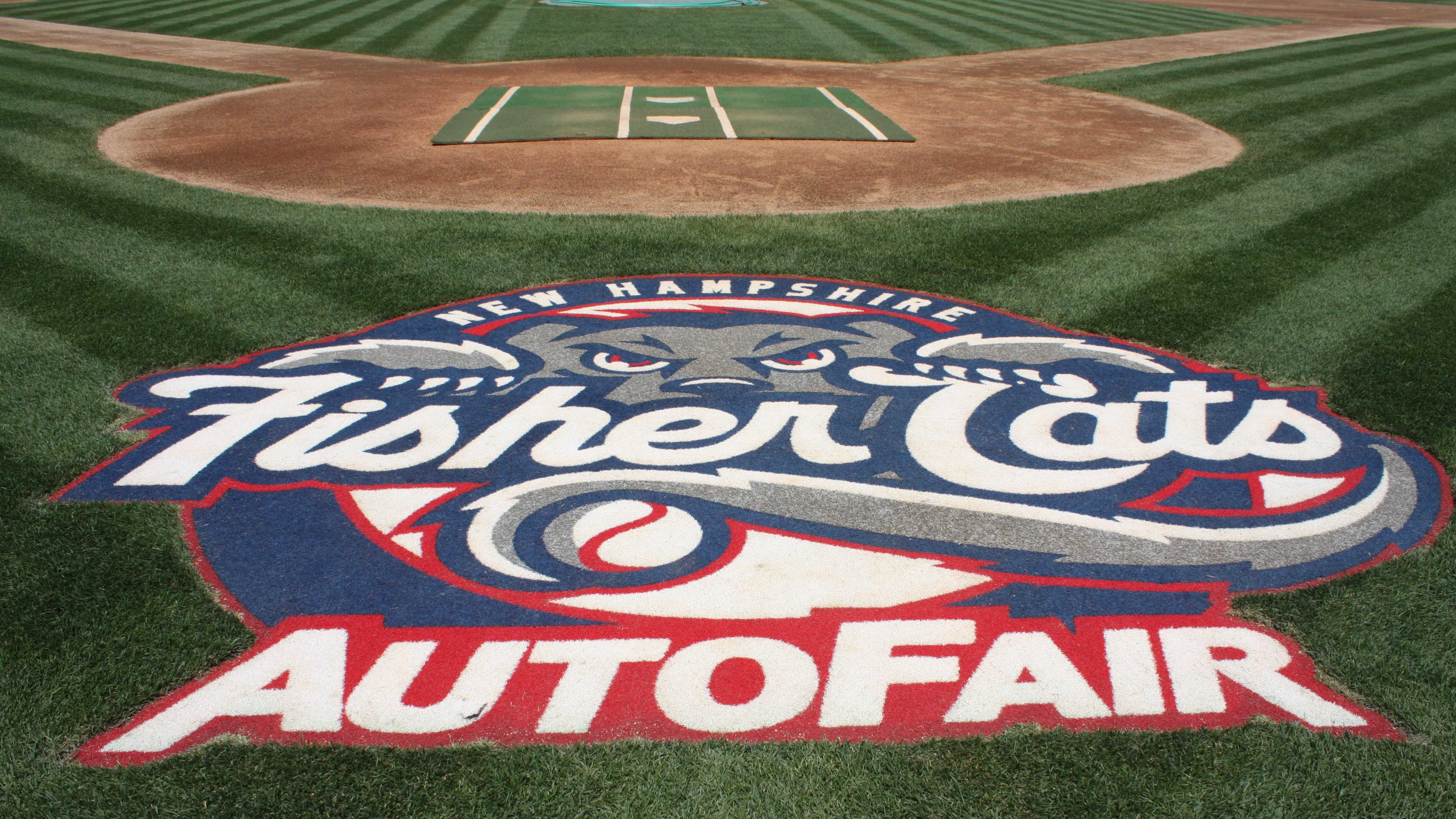 The New Hampshire Fisher Cats played their inaugural season in 2004.