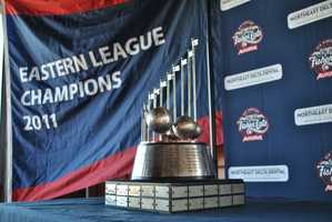 That year, they were the Eastern League champions. The team won again in 2011.