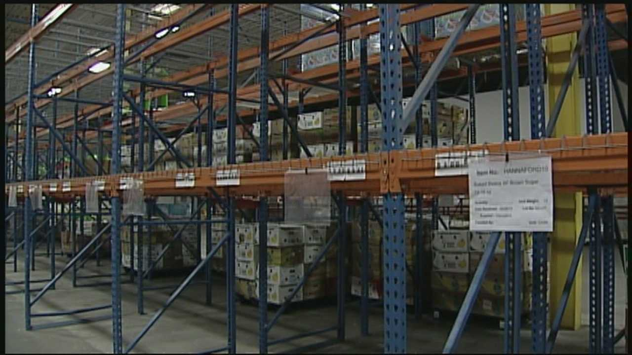 Grocery store closings could affect NH Food Bank