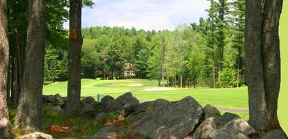 Tie-4) Eastman Golf Course in Grantham.