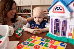 Much of the care that makes CHaD special is not reimbursed at all by insurance payments.