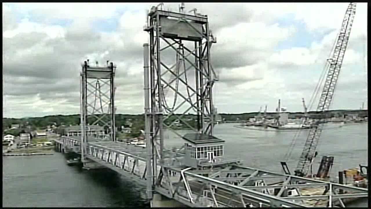 New Memorial Bridge open for business