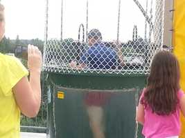 """""""We want to get Sean in the dunk tank,"""" said Dave MacPherson, a Fisher Cats fan. """"That's our number one priority."""""""