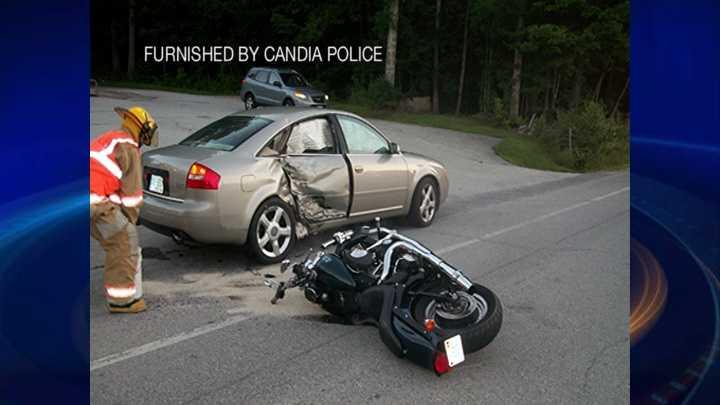 Candia crash pic