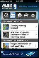 You can get trending slideshow and videos to start your day.