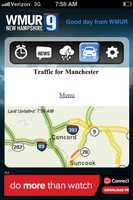 Stay ahead with the latest traffic maps.