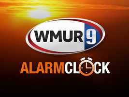 Click to download the WMUR Alarm Clock app now for iOSandAndroid!