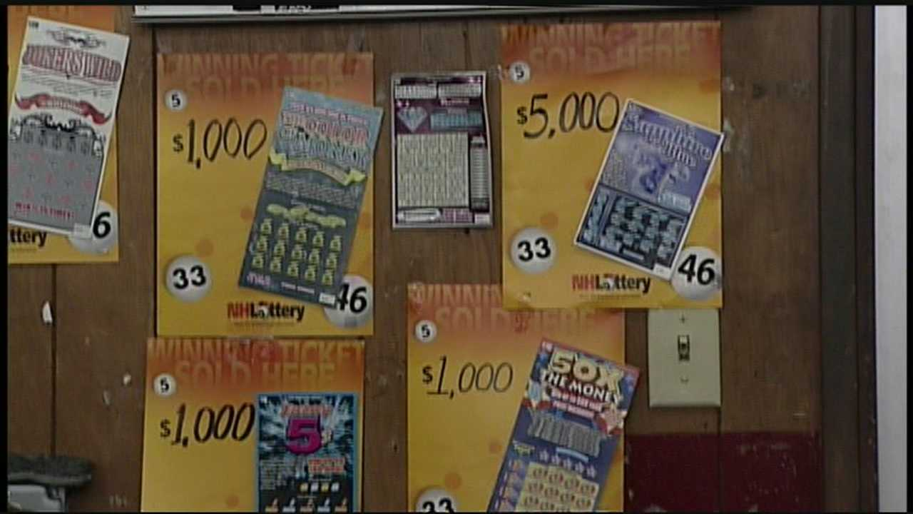A Manchester man is the first Lucky for Life lottery winner in the state.