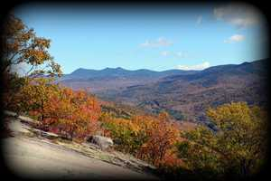 Tie-4) Welch-Dickey Loop in the White Mountains.