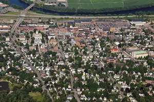 As of the 2010 census, Concord's population was 42,695.