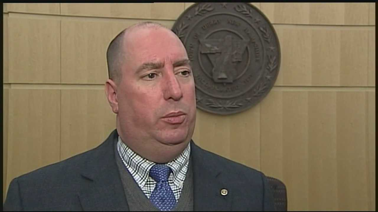Derry town administrator charged with lewdness Anvato