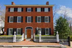 The historic Nathan Parker house in Portsmouth is for sale for $2,495,000.