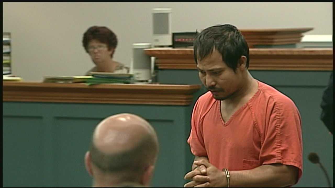 Man accused of slashing wife