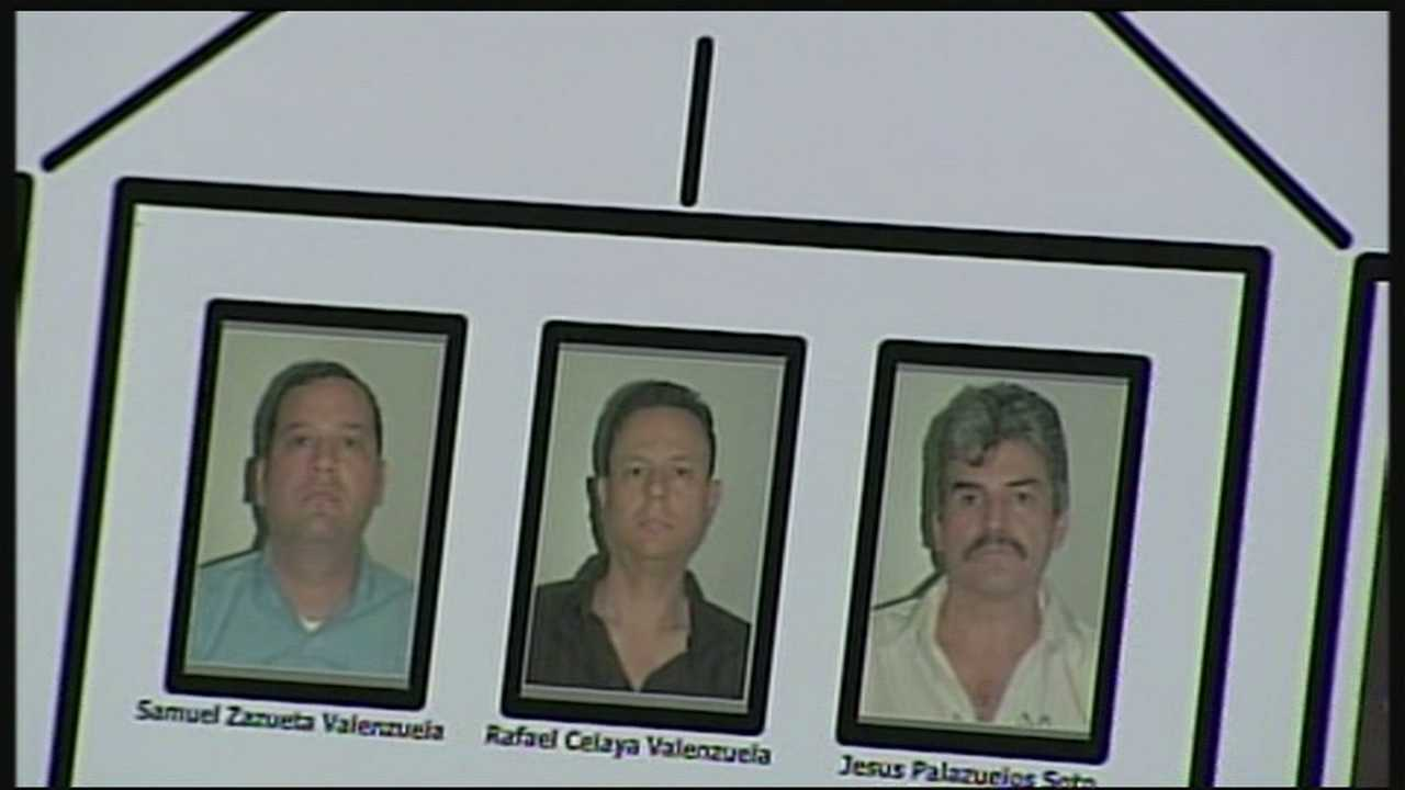 A man accused of being part of a notorious Mexican drug cartel will make his first appearance in a New Hampshire court on Tuesday.