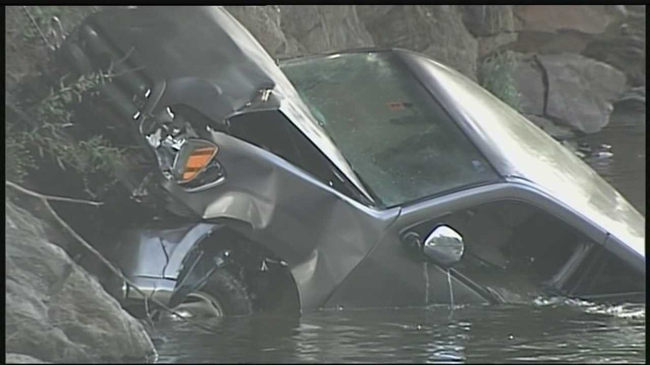 Pickup truck pulled from Sugar River