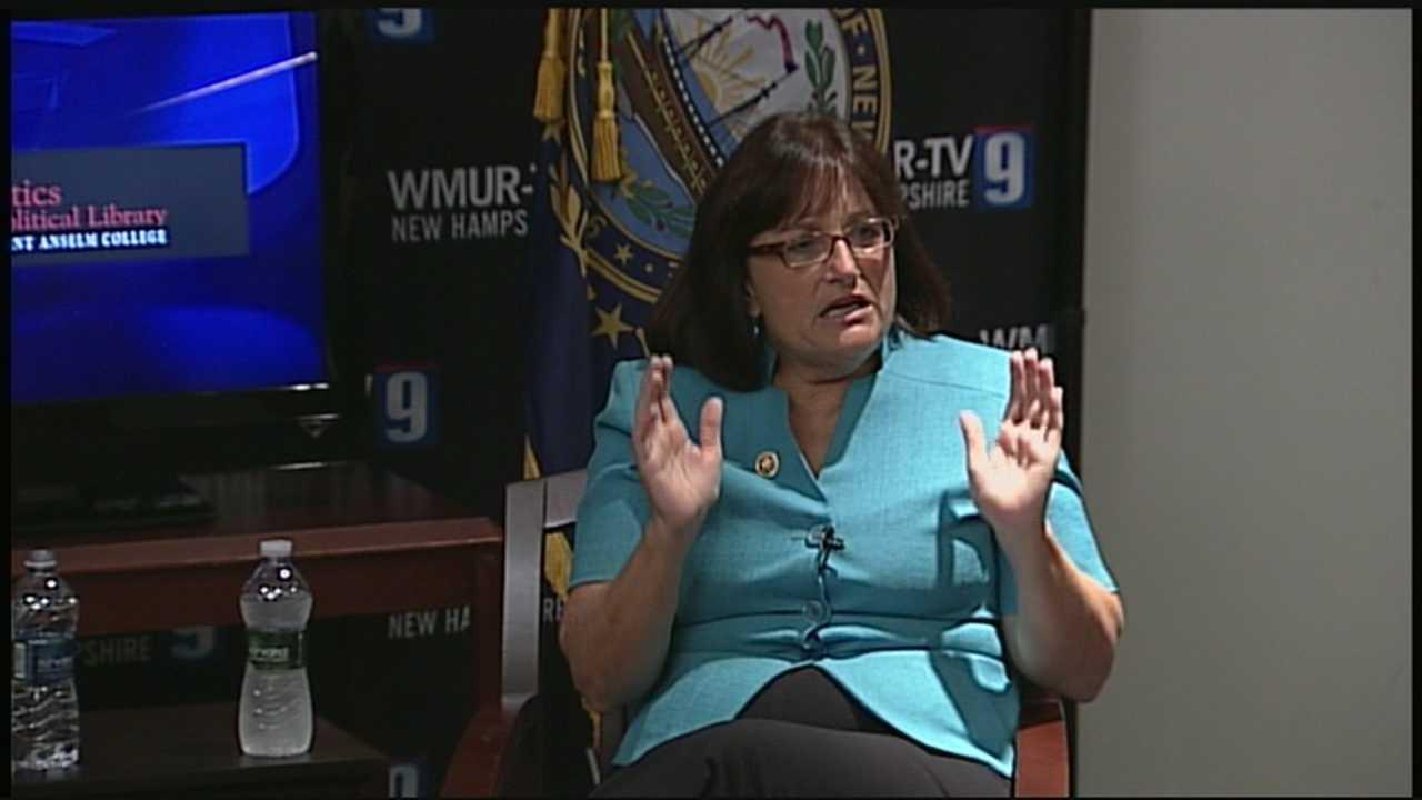 Leaders Listen Interview: Annie Kuster