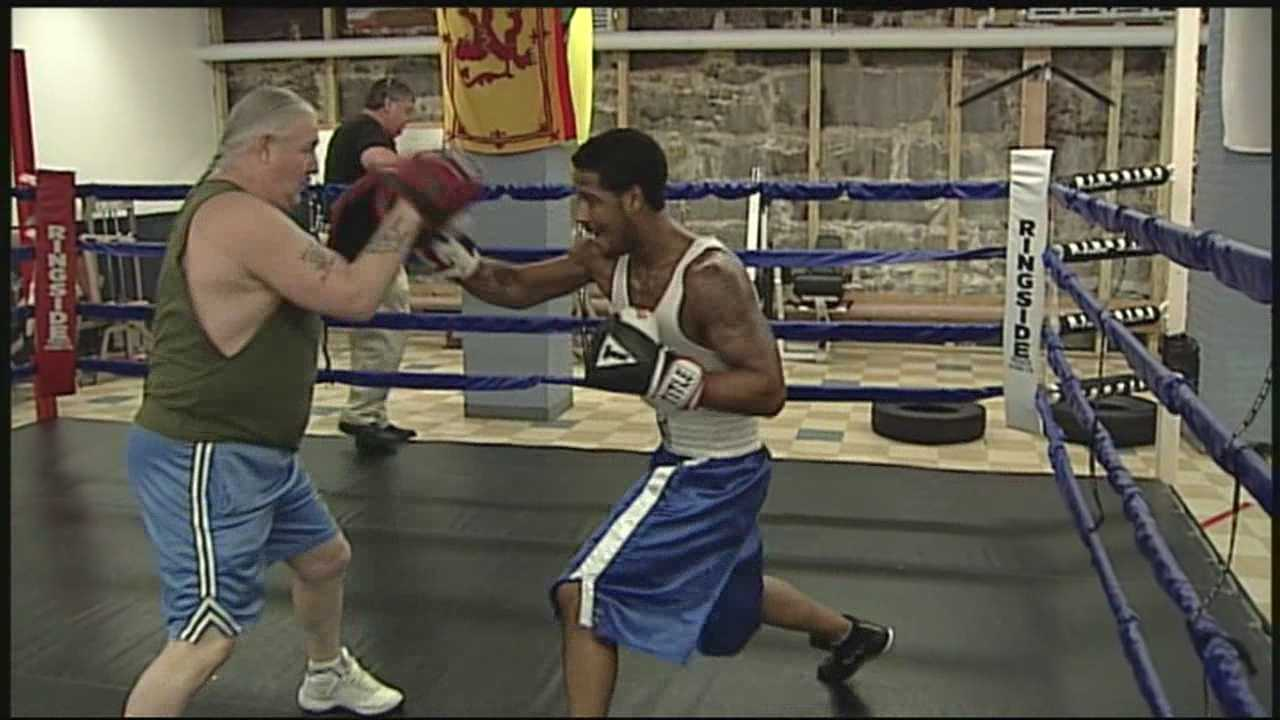 Manchester boxer fights his way to new heights