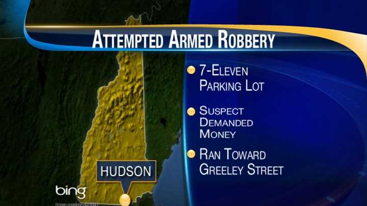 map-Hudson attempted armed robbery