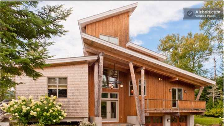 Click through to take a tour of Bode Miller's home in Carroll that's up for rent.