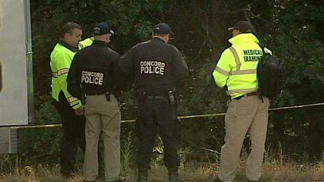 Concord body found