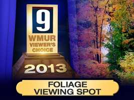 Looking for the best places to view fall foliage? We asked our viewers for the best places to see fall foliage in New Hampshire.