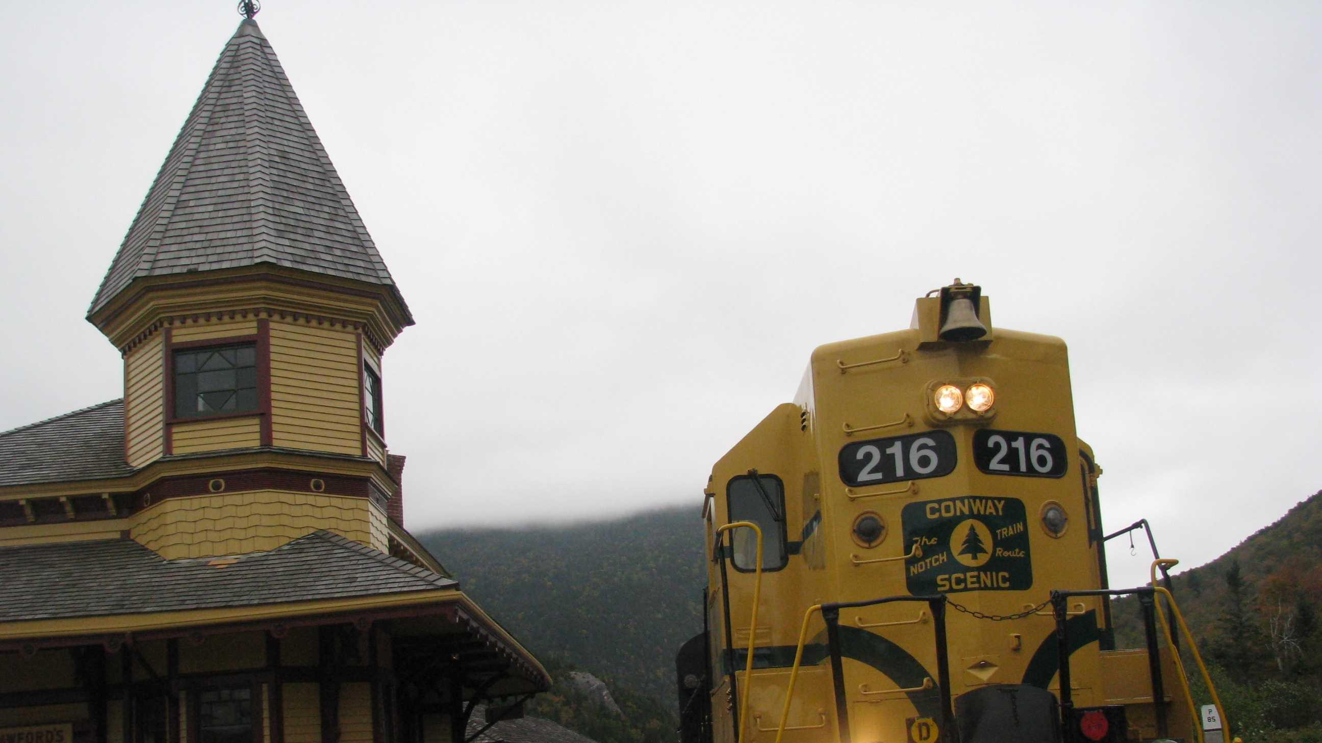 Conway Scenic Railway