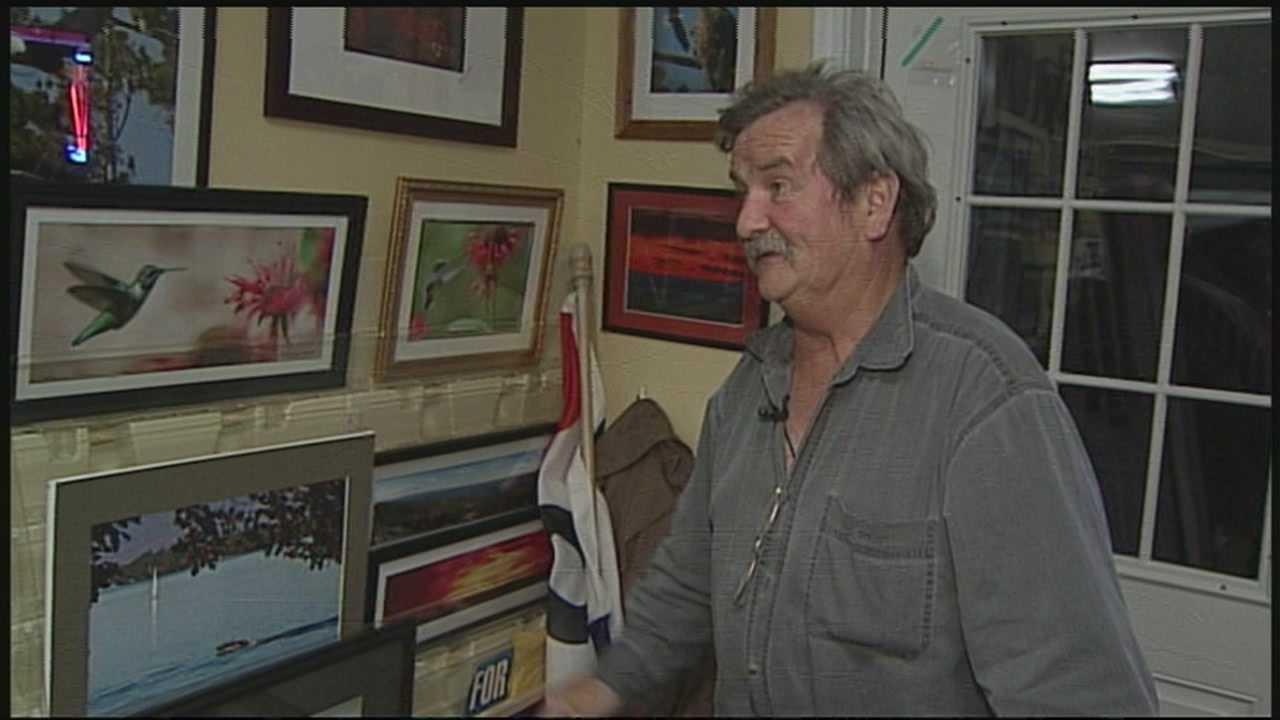 Photos, cameras, computers stolen in Alton