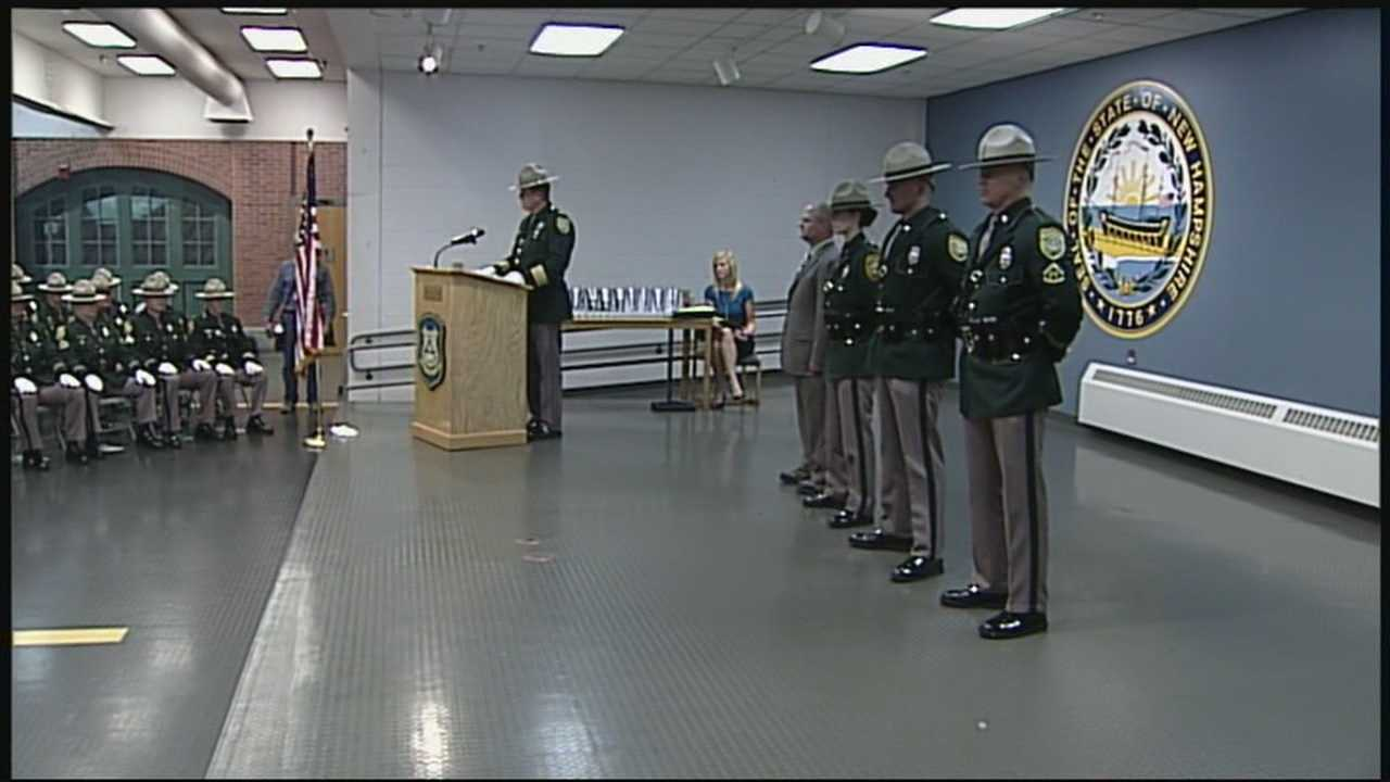 State troopers honored in Concord