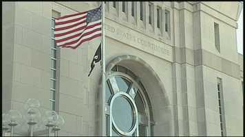 U.S. Attorney John Kacavas said 19 of 43 employees at the U.S. Attorney's Office have been furloughed.