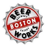 Tie-14) Boston Beer Works in Boston, Mass.
