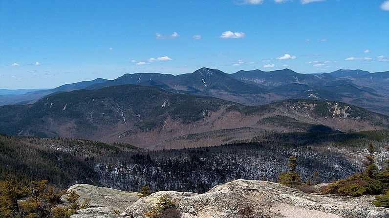 New Hampshire's White Mountains National Forest