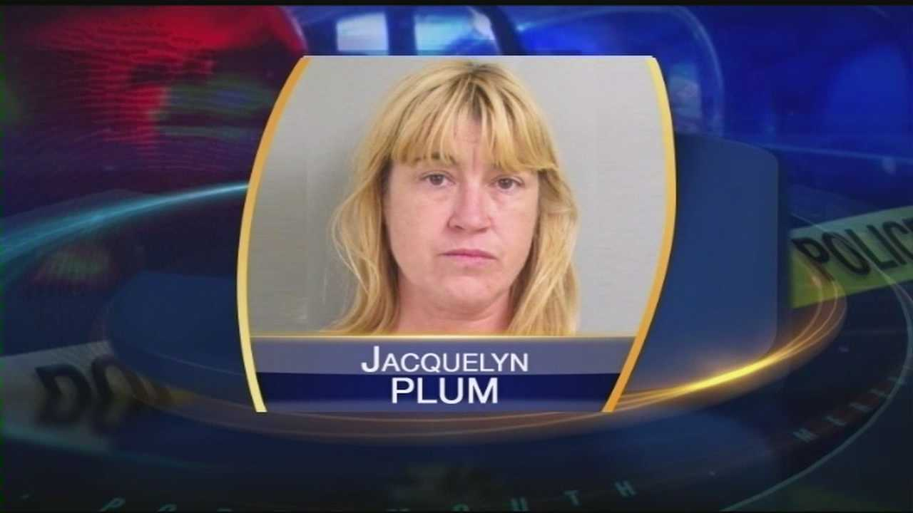 Salem woman faces multiple charges