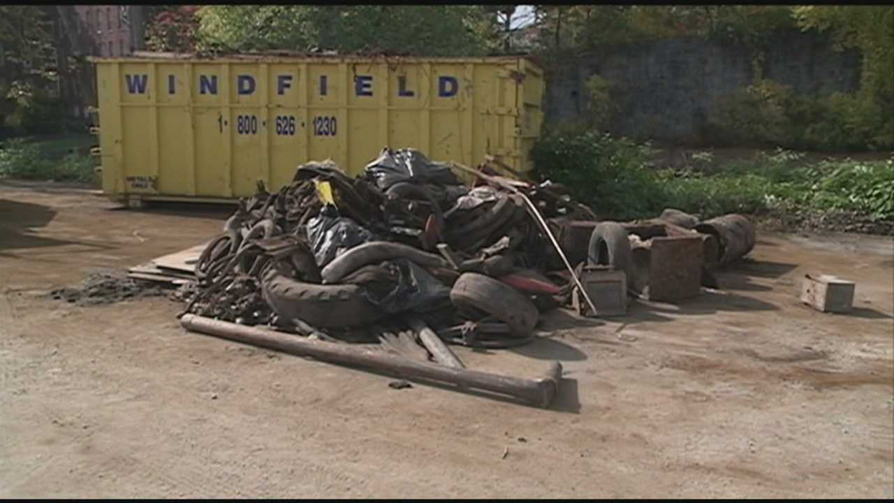 Nashua River cleanup unearths years of debris
