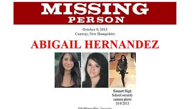 Since her disappearance, authorities have been searching for Abigail for more than a week. Continue through the slideshow to see a timeline of moments from the search.