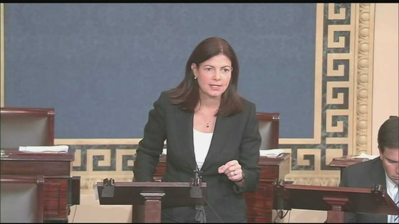 Analysis: Ayotte rises to prominence during shutdown