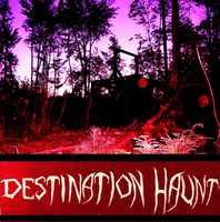 Tie-9) Destination Haunt in Lebanon, Maine.