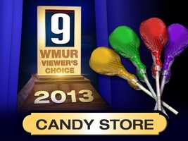 Wondering where to buy Halloween candy this year? Look no further! We asked our viewers to tell us their favorite candy stores in New Hampshire.