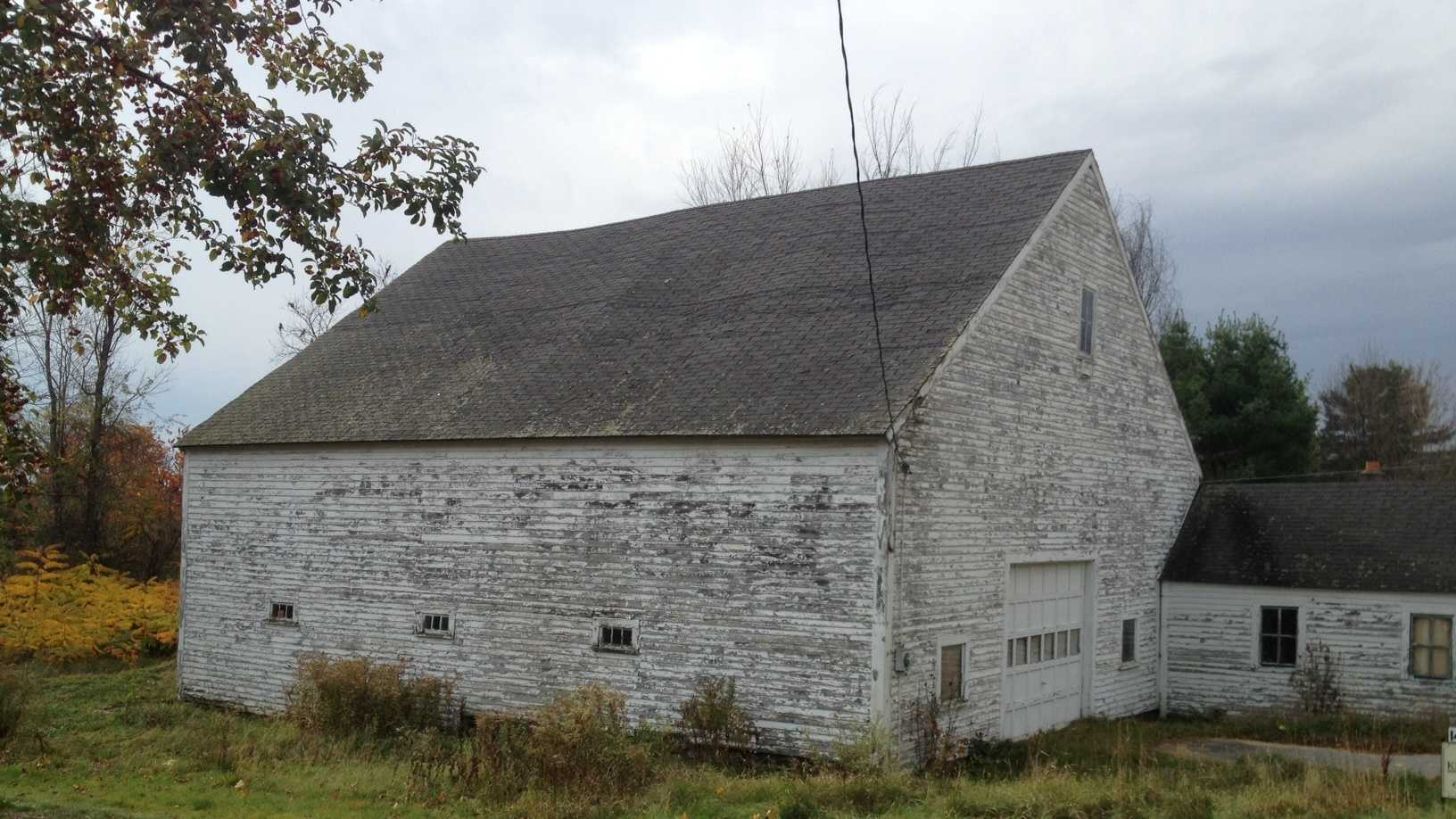 Canterbury barn