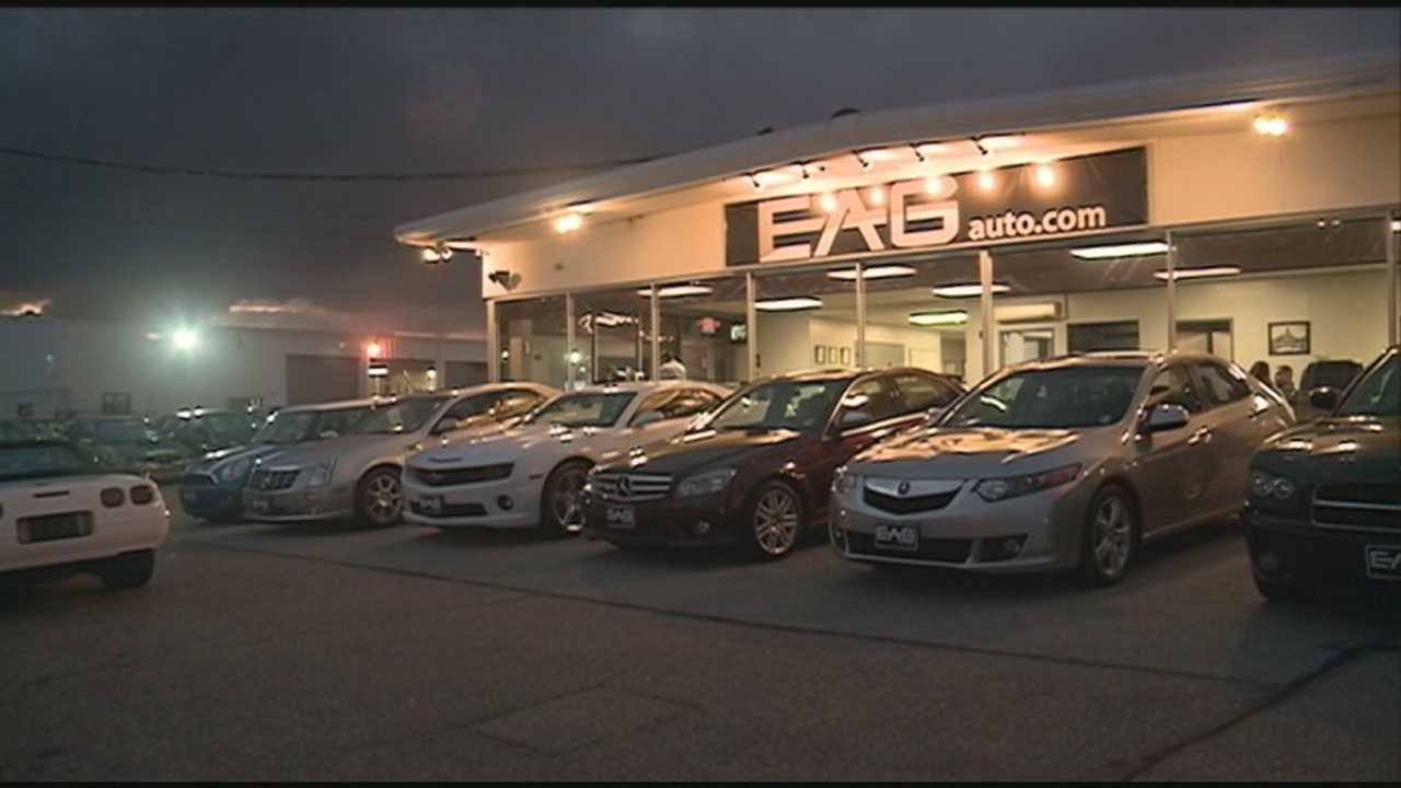 Car dealer accused of faking emissions tests