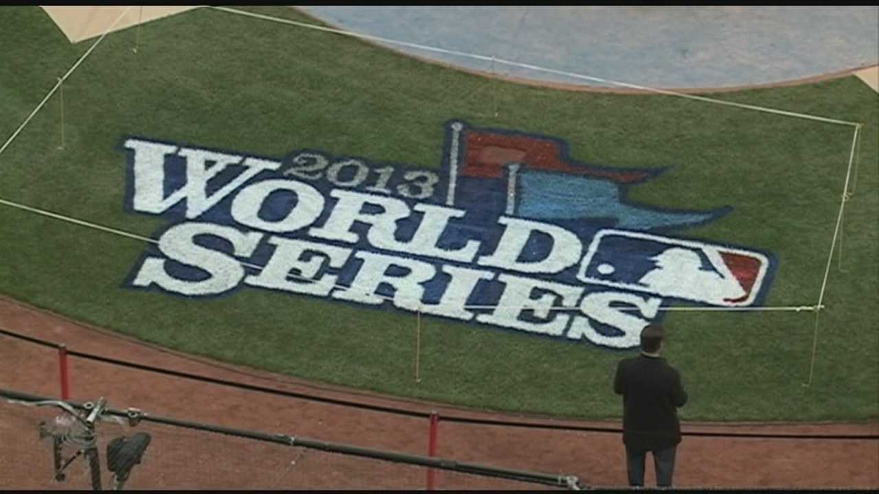 Fans excited for start of World Series