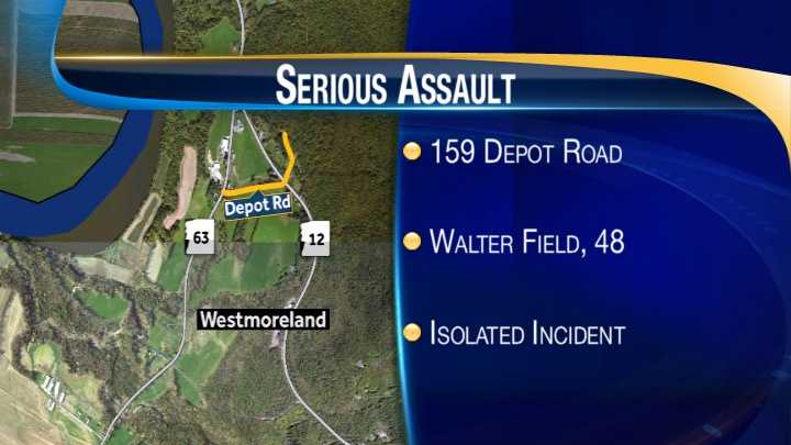 map-Westmoreland attack