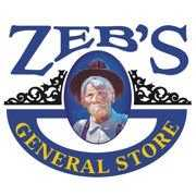 2) Zeb's General Store in North Conway