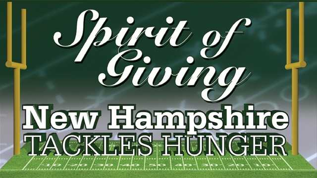 Spirit of Giving: New Hampshire Tackles Hunger