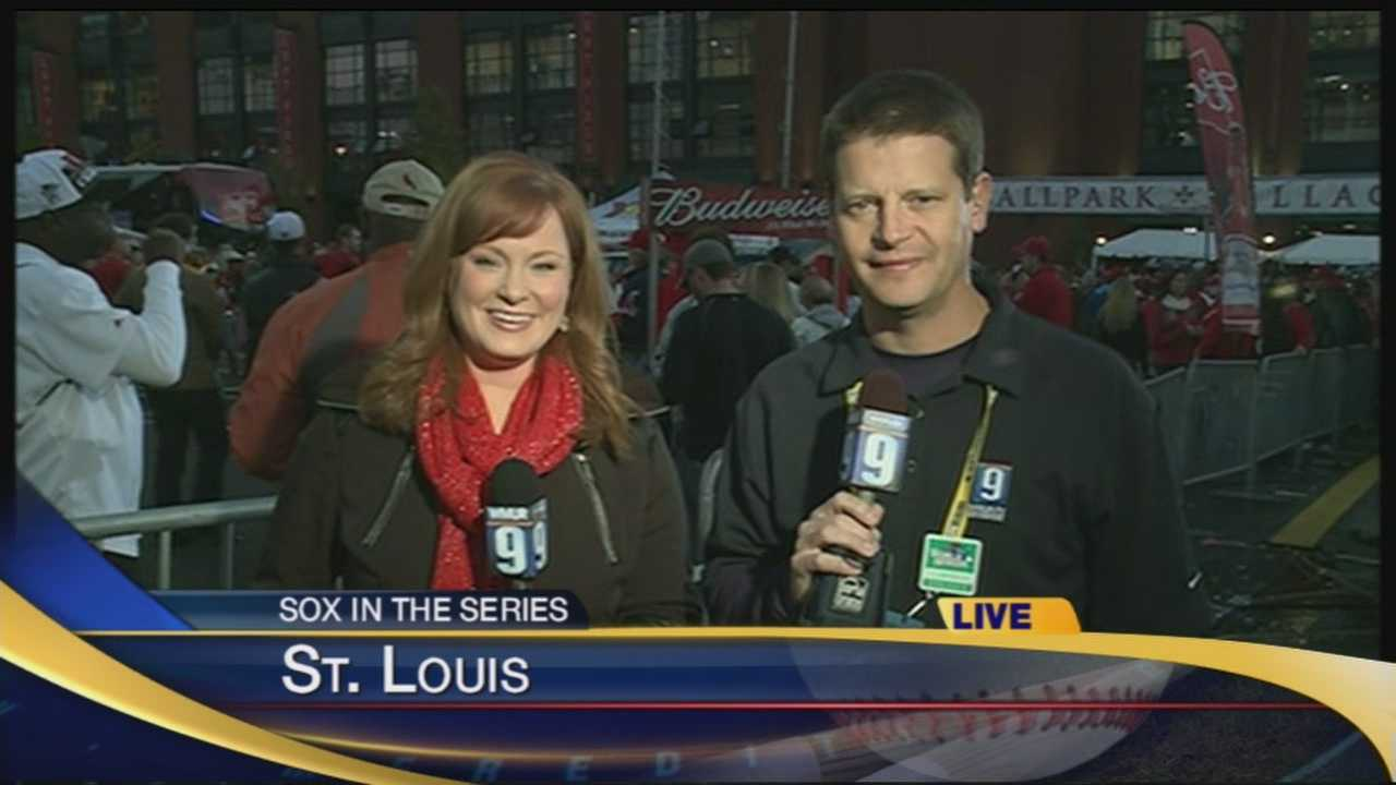 Jean Mackin gives us a look at St. Louis
