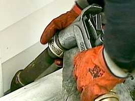 At an average of $3.80 a gallon this week, you could pay for 500 gallons of home heating oil.