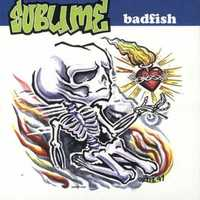 Mike Carp listens to Badfish by Sublime.