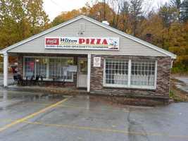 Tie-13) Wilton House of Pizza in Wilton